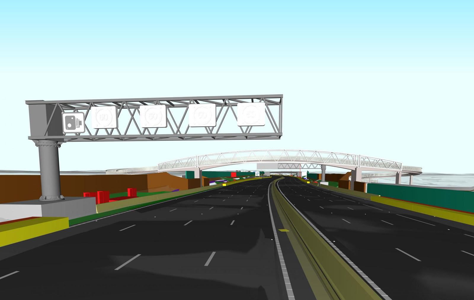 Clearbox helpt met digitaliseren Smart Motorways