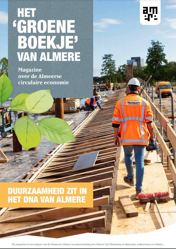 CollaborAll in het 'Groene Boekje' van Almere