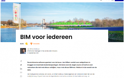 Interview: BIM voor iedereen